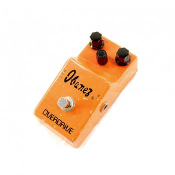 rare-vintage-1970s-ibanez-orange-body-overdrive-guitar-effects-pedal